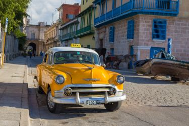 Captivated by Cuba