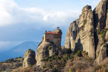 Greece: Metéora in the skies