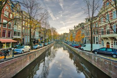Cosmopolitan City of Amsterdam