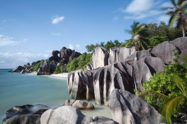 Seychelles Islands - La Digue