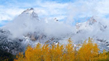 Národní parky Yellowstone a Grand Teton
